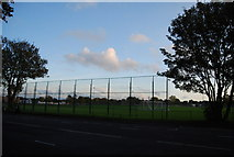 TQ7668 : Great Lines Recreation Ground by N Chadwick