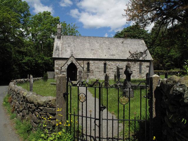 Seathwaite Church, Duddon Valley
