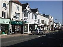 SP2871 : 17-29 The Square, Kenilworth by John Brightley