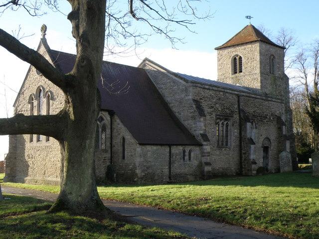St Margaret's at Covington