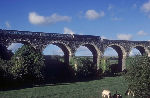 Coombe St Stephen viaduct