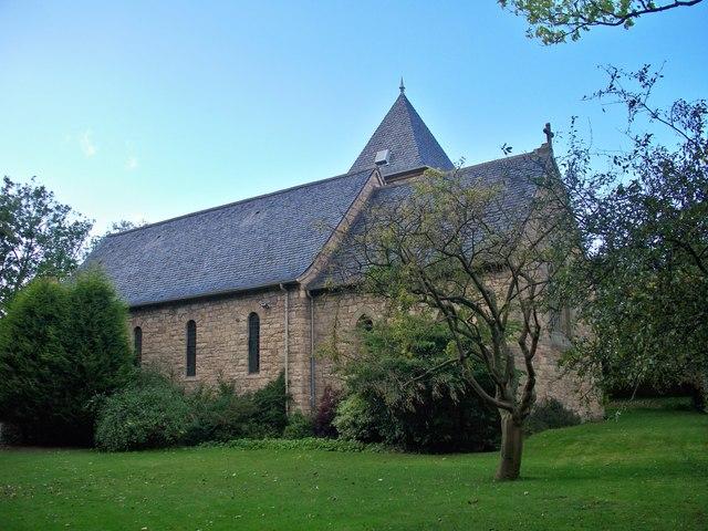 St Adrian's Church, Gullane, East Lothian