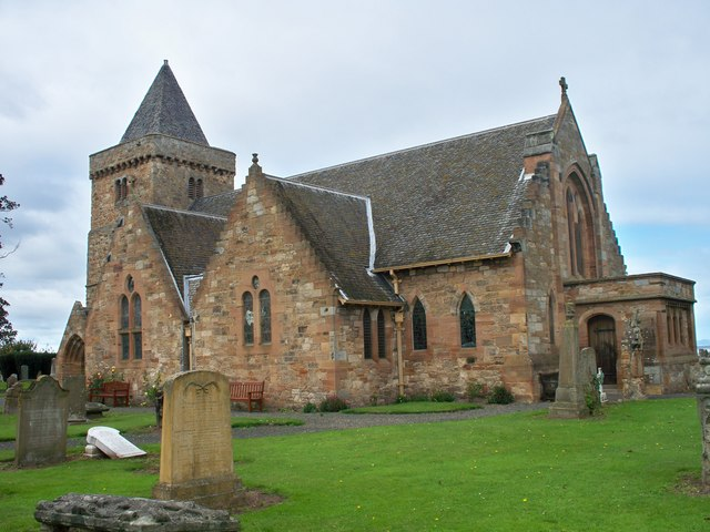 Aberlady Parish Church, East Lothian
