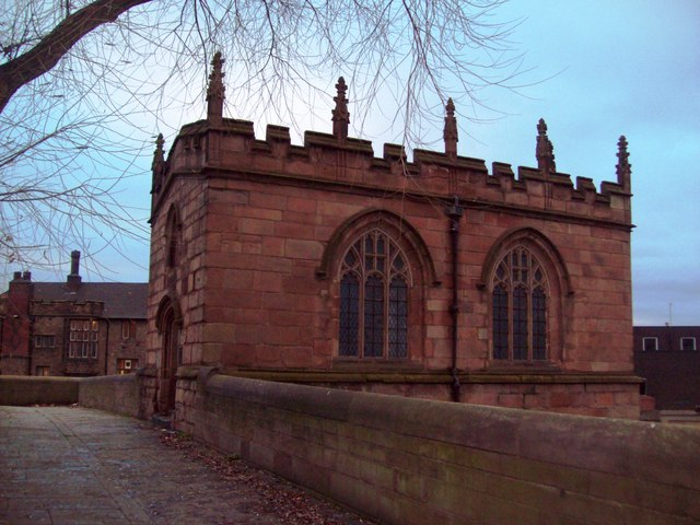 Chapel of Our Lady of Rotherham Bridge