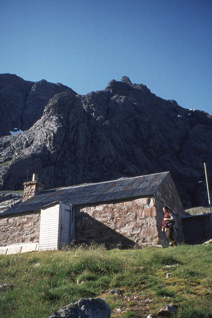CIC Hut and Tower Ridge, Ben Nevis