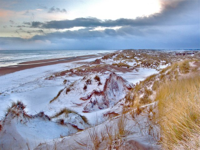 Newburgh: dunes, links and a new golf course