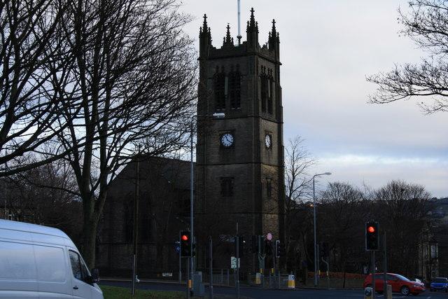 The Parish Church of St Jude, Halifax