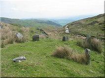 SH6600 : Eglwys y Gwyddelod by Alan Richards