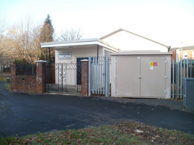 Kingdom Hall, Capel Crescent, Newport by Jaggery
