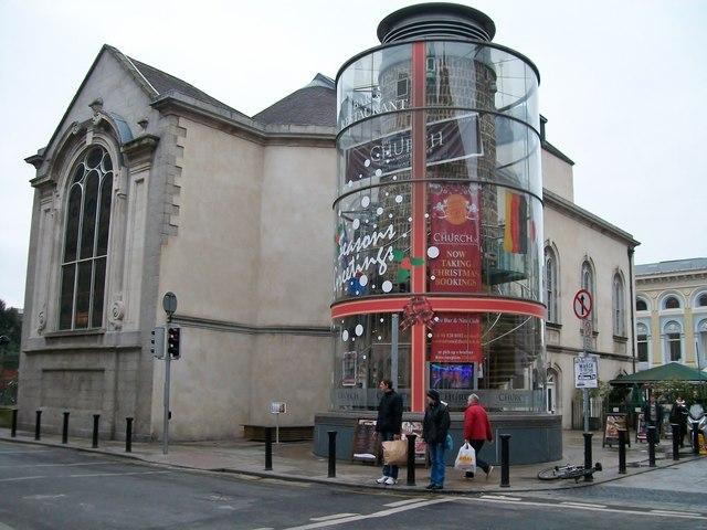 The Church Bar and Restaurant