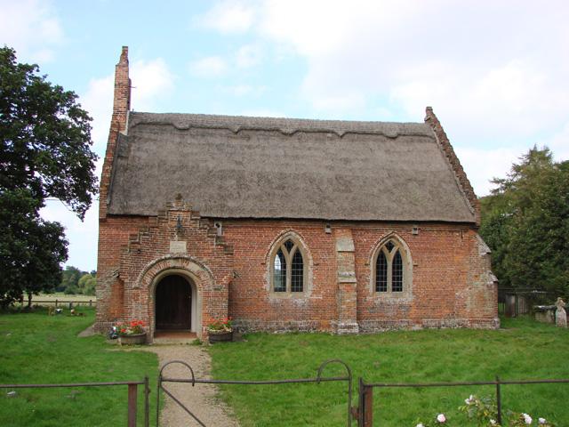 Hoveton St Peter's church