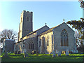 TG3613 : South Walsham St. Mary's church by Adrian S Pye