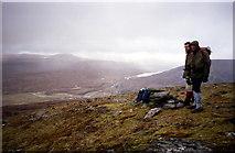 NH1462 : Summit of Fionn Bheinn by Russel Wills