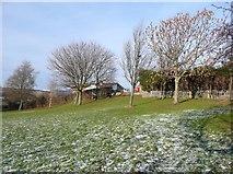 SE1421 : Recreation ground, Rastrick by Humphrey Bolton