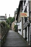 SD4578 : Pier Lane by Hugh Craddock