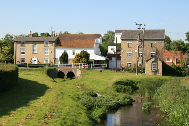 Deben Mill, Wickham Market
