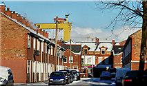J3574 : Hornby Street, Belfast (2) by Albert Bridge