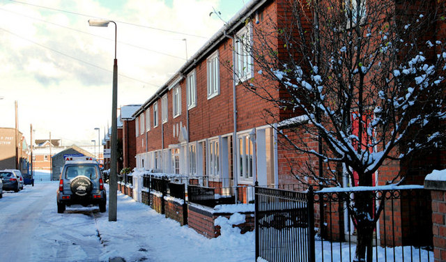 Witham Street, Belfast