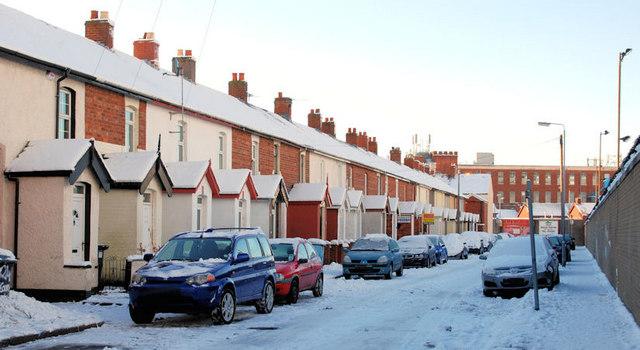 Greenville Street, Belfast