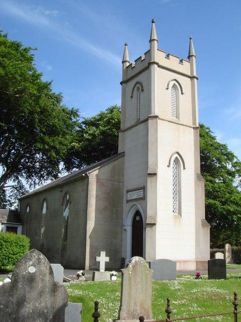 St John the Baptist Church, Ballyrashane