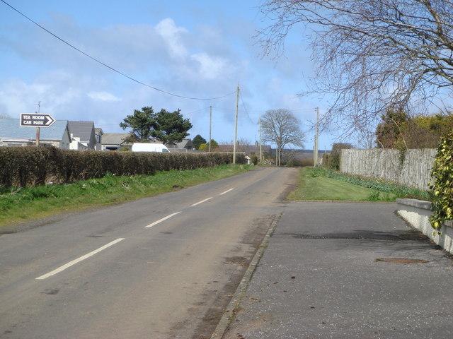 Blagh Road