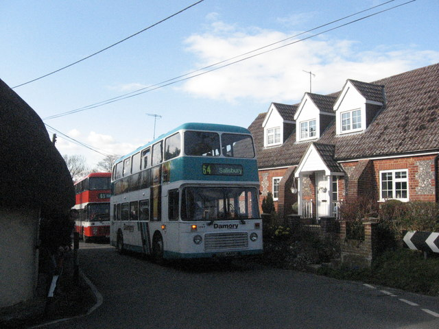Buses in Church Road