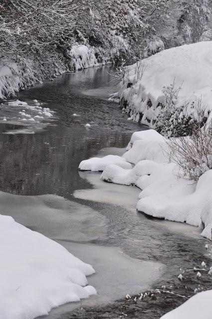 Tiverton : The River Lowman