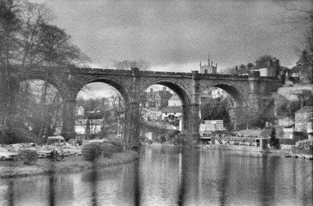 Knaresborough Railway Viaduct