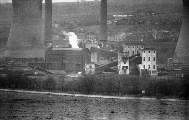 Hartshead Power Station