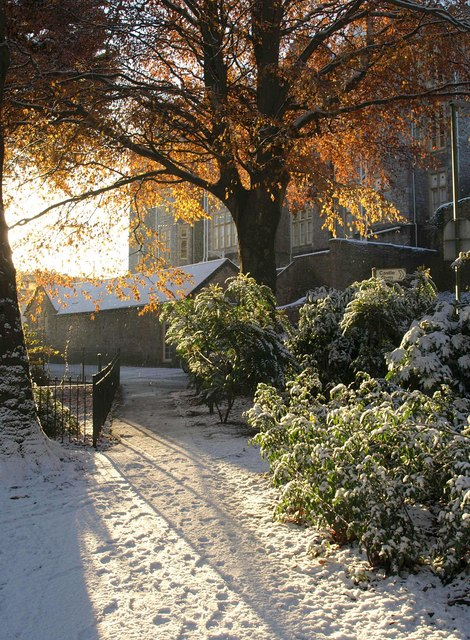 Path, Upton Park