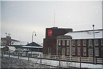SJ8745 : Staffordshire University, Stoke by N Chadwick