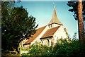 TQ4763 : St. Martin's Church, Chelsfield by Roger Smith