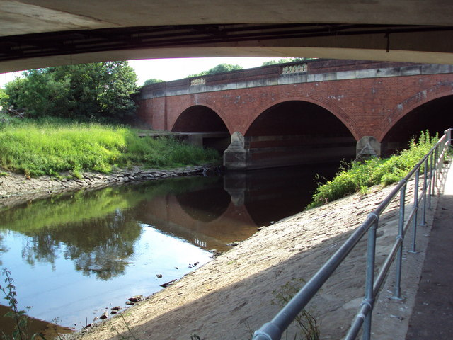 Bridges carrying Princess Parkway