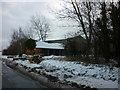TA1151 : Frodingham Grange Farm near North Frodingham by Ian S