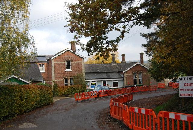 10 Groombridge Line. Forest Row Hartfield Railway Station Photo Withyham