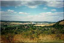 TQ5359 : Otford Mount Viewpoint by Roger Smith