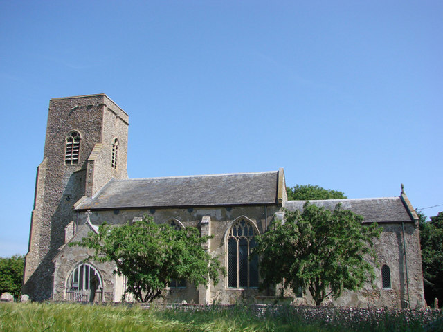 Barford St Botolph's church