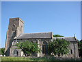 TG1007 : Barford St Botolph's church by Adrian S Pye