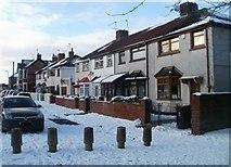 ST3186 : Jeddo Close, Newport by Jaggery