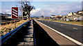 J0924 : The Greenbank roundabout, Newry (1980) by Albert Bridge