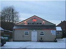 SE7811 : Ealand Victory Hall by Jonathan Thacker