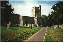 TQ6668 : St. Mary Magdalene Church, Cobham by Roger Smith