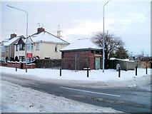 ST3186 : Corner of Mendalgief Road and Docks Way, Newport by Jaggery