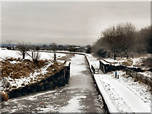 SD7807 : Manchester, Bolton & Bury Canal by David Dixon
