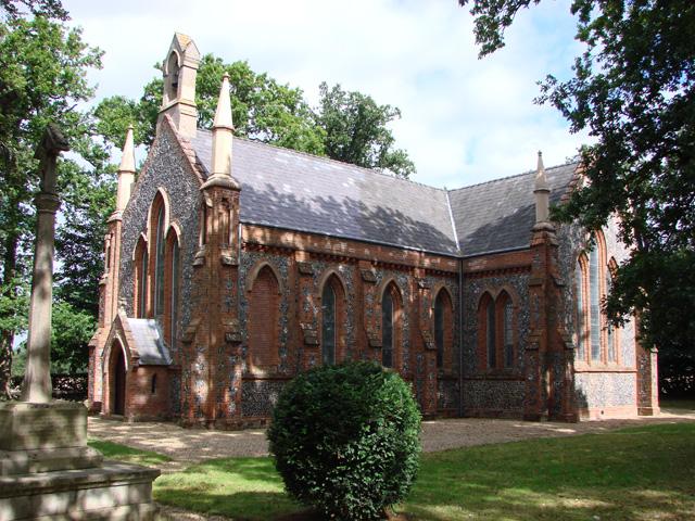 Hainford All Saints church