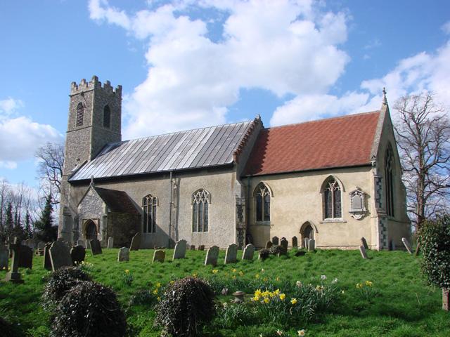 Hedenham St Peter's church