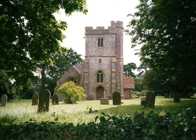 St. Dunstan's Church, Frinsted