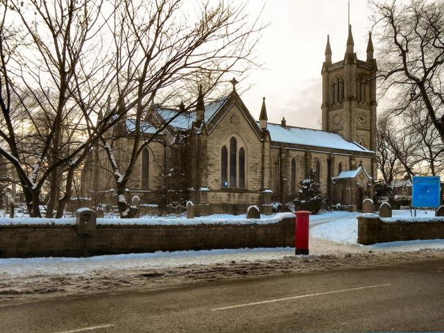 Parish Church of St Peter, Halliwell