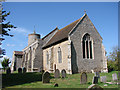 TG2227 : Tuttington St Peter and St Paul's church by Adrian S Pye