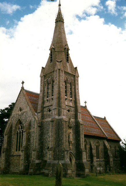 St. Catherine's Church, Kingsdown